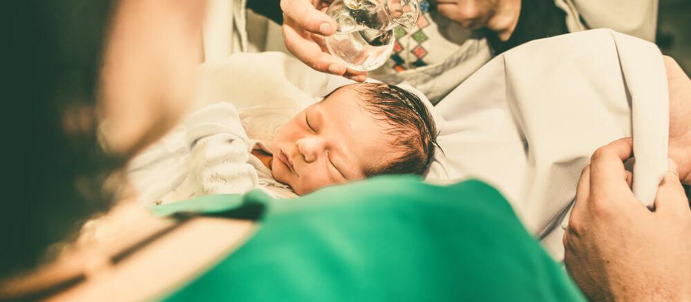 Babytaufe – Planung, Organisation und Ablauf der Taufe